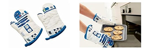 Star Wars R2-D2 Oven Mitts - Set of 2 by Star Wars