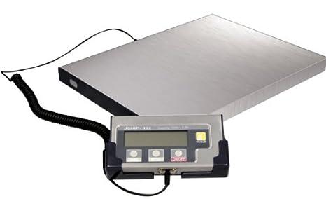 Jennings J/Buque pesado deber profesional postal Parcel pesa Industrial báscula hasta 150 kg: Amazon.es: Hogar
