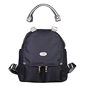 Girl Handbag, Backpack Purse, Trendy College Girl, Waterproof Backpack Fashionable new design in Adorable Colors .Great to hold your iPad, Wallet, Makeup Kit, Clothes, Books, Magazine