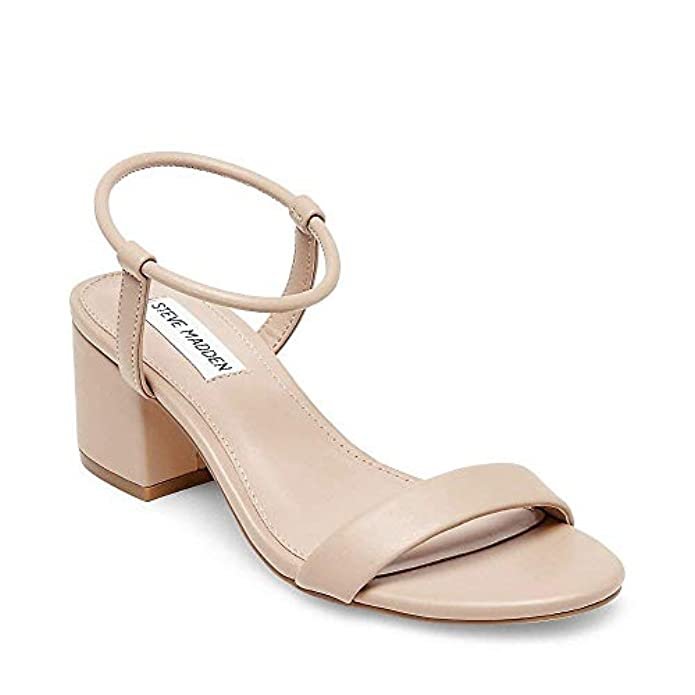 Steve Madden Women's Ida Natural Sandal 8 0 Us