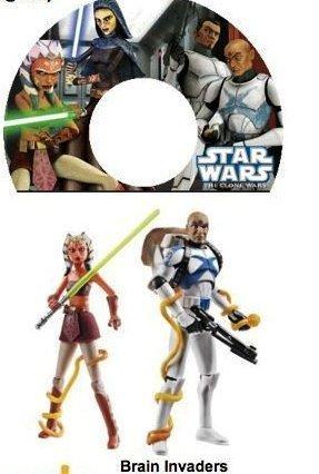 Star Wars Clone Wars DVD Set