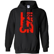 City Shirts Lebron Fan Wear 6 Hoodie Sweatshirt