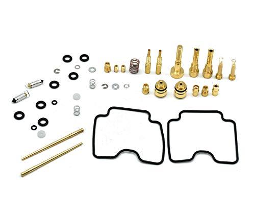 Kit de reconstrucción de carburador Carb reparación para Yamaha Raptor 660660R Carb Kit YFM660R 2001-2005