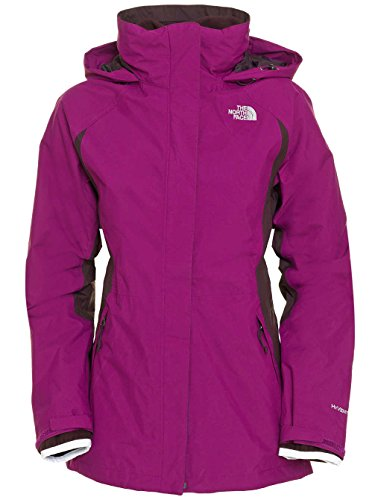 The North Face Women Stratos Triclimate Jacket Premiere Purple-Baroque - Purple Talla:small