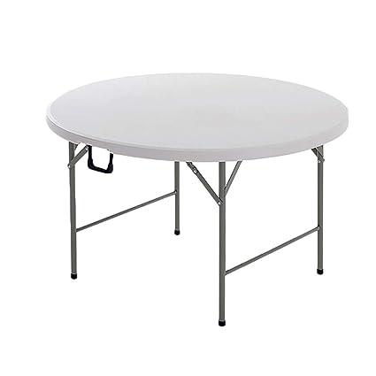Table Pliante Simple 8 10 Personnes Table De Salle à Manger
