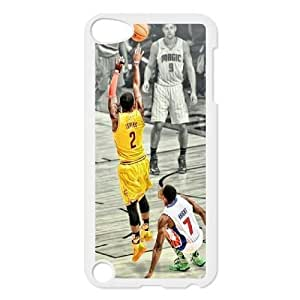 Custom Cover Case for iPod touch5 w/ Kyrie Irving image at Hmh-xase (style 11)
