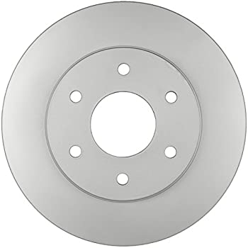 2004 Pathfinder Bosch 40011050 QuietCast Premium Disc Brake Rotor For Infiniti 2004-2005 QX56; Nissan 2004-2005 Titan; Front