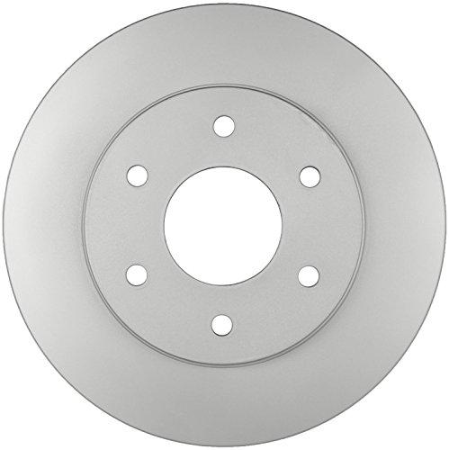 Bosch 40011050 QuietCast Premium Disc Brake Rotor For 2004-05 Infiniti QX56; Nissan: 2004 Pathfinder, 2004-05 Titan, Front