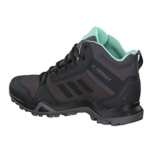 Gtx Mid Donna Adidas Da 0 Stivali Black Grau Escursionismo Mint clear Terrex core Alti Ax3 grey 8xEqwn4trE