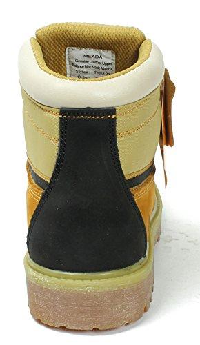 Werkschoenen Van Citishoe Heren 5121-5122-5123 Tan