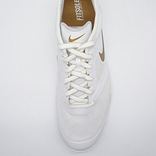 Scarpe Studio blanco pr Trainer Bianco Pltnm Gld Da Tennis white mtlc 2 Donna Wmns Nike Mtllc z5qpI