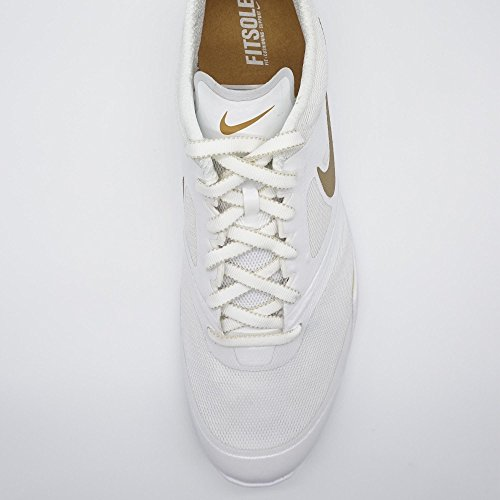 blanco 2 Trainer Da mtlc Studio Pltnm white Mtllc pr Scarpe Bianco Tennis Gld Donna Nike Wmns xqzTXnwgwR