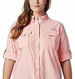Columbia Women's PFG Bahama Long Sleeve Shirt ,Tiki