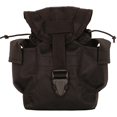 Rothco Molle Ii Canteen/Utility Pouch, - Pouch Quart Canteen 1
