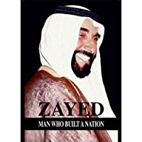 Zayed Man Who Built a Nation by Graeme Wilson - Hardcover