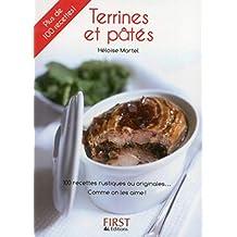 Terrines et pâtés: 100 recettes rustiques ou originales... comme on les aime !