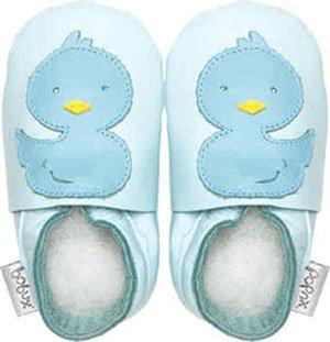 "Chaussures bébé de Bobux–""Canard Bleu M Taille 19/20"