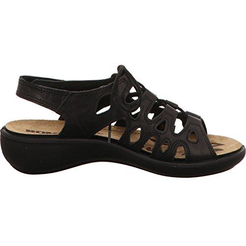 Romika Schuhe Ibiza 77 Schwarz
