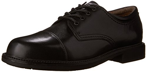 (Dockers Men's Gordon Leather Oxford Dress Shoe,Black,10.5 W US)