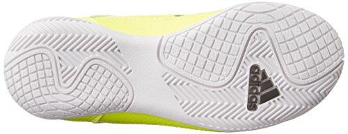 adidas Ace 16.3 Ct, Botas de Fútbol para Niños Amarillo (Amasol / Azuuti / Nocmét)
