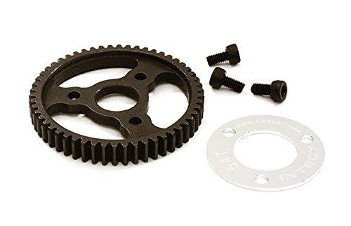 Integy RC Model Hop-ups T3667 54T Steel Spur Gear for T-Maxx3.3 & ()