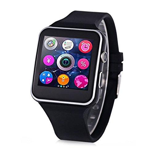 Original X6S Smartwatch Smartwatch Android Ios negro: Amazon ...