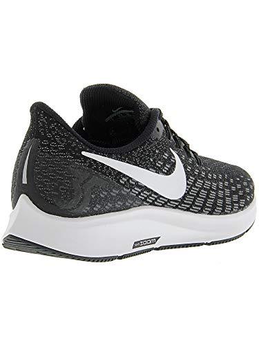 Zapatillas Hombre De Nike 200 Negro 537732 Blanco Para Running wqOF4O