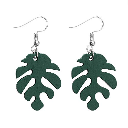 Wecottkerc NEW Korean Mori Girl Simple Vintage Frosty Style Tassel Earrings Green Fairy Drop Earrings For Women Accessories 4