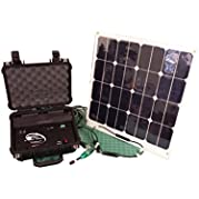 Expeditionary Portable Solar Generator 50W Flex