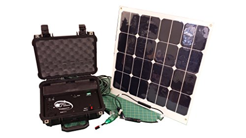 Expeditionary Portable Solar Generator 50W (Direct Current Generator)