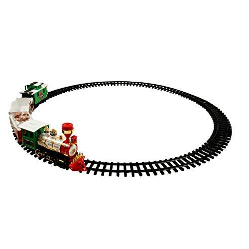 Echo Toys 89198M Musical Christmas Train, Multicolor
