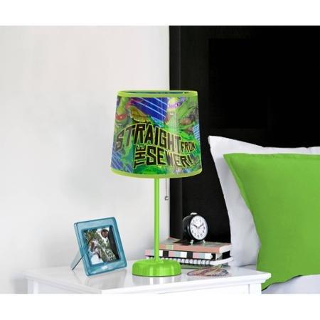 Ninja Turtles Tough Table Lamp
