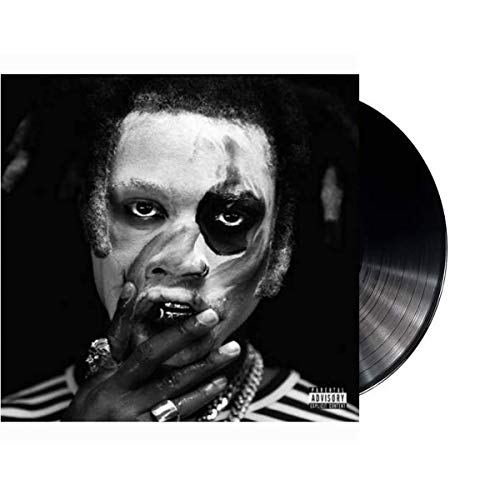 TA1300 - Denzel Curry Vinyl (Exclusive Poster Included)