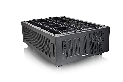 Thermaltake Core P200 Extended Water Cooling Fully Modular/Dismantle Stackable Tt LCS Certified Pedestal CA-1F4-00D1NN-00 (Best Looking Pc Cases)