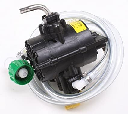 Shurflo Syrup Pump w// Pepsi Connector for Soda Fountains
