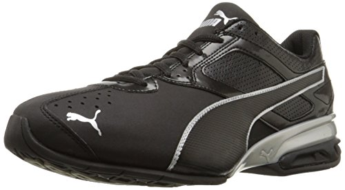PUMA Mens Tazon 6 Cross-Training Shoe Black/Silver CzcBVB9m3