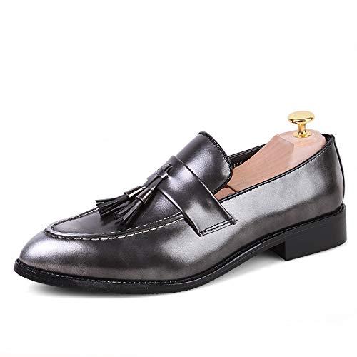 Argent LOVDRAM Chaussures Hommes Nouveau Mode Hommes