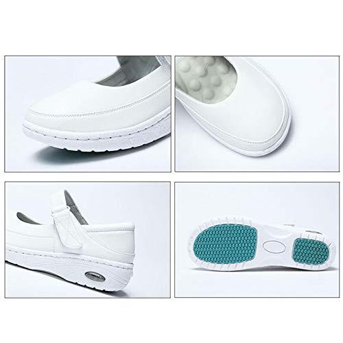 Amazon.com: FidgetGear - Zapatillas de enfermería ...