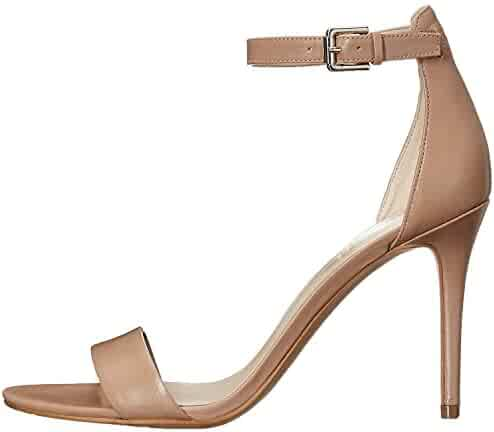 2ffd354856a88b Emiki Women s Open Toe Shoes Ankle Straps Sandals Customize Solid Shoes Big  Size High Heels For