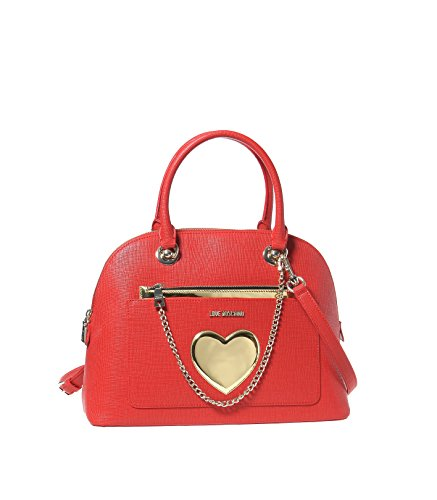 Love Moschino , Sac à main pour femme Rouge Rosso