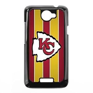 HTC One X Phone Case Black Kansas City Chiefs JEL169647