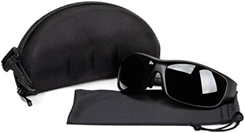 a878bb0584 Insight Safety Welding Glasses (Shade 12) - Case + Microfiber Bag Included  - - Amazon.com