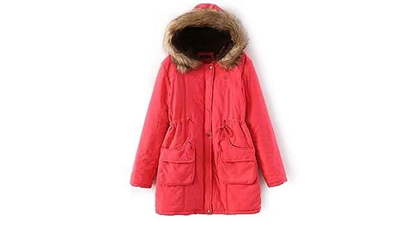 Amazon.com: Fresh -house Winter Jackets Coat Women Chaqueta ...