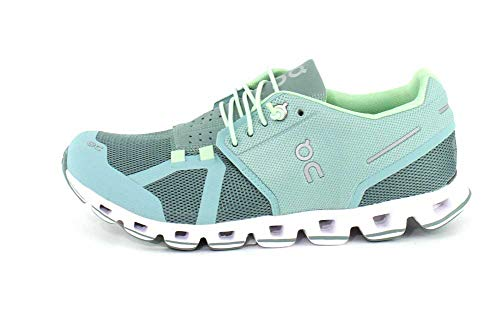 On Cloud Sneaker Coral Running Blue Pacific Donna 4f4q1wz
