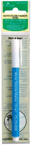 Clover Water Soluble Fine Marker