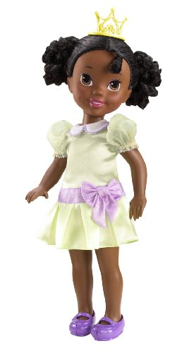 Disney The Princess and the Frog Princess Tiana Toddler Doll