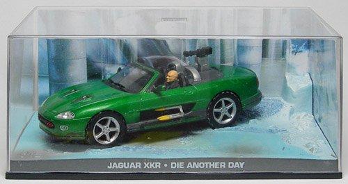 1/43 007 ボンドカー Jaguar XKR ダイアナザーディ B002PHHQJE