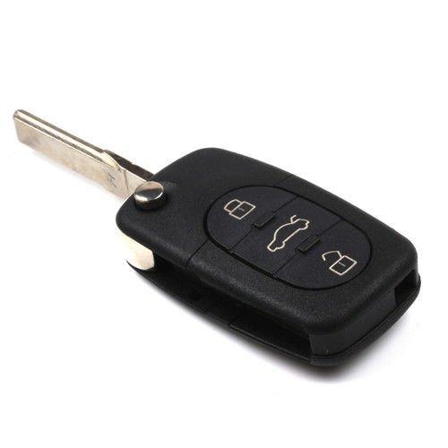 Vw Bug Engine Case For Sale: For VW/VOLKSWAGEN 4 Buttons Flip Folding Remote Key FOB