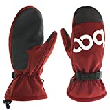 Ski Mittens Outdoor Waterproof Windproof Winter Warm Anti-slip Gloves Men Women