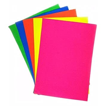 Good Make Colour Chart Paper Size 22 X 28 100 Pcs Amazon In Office Products